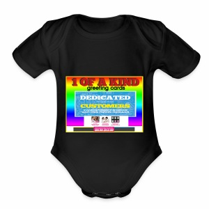 789 Untitled 2 - Short Sleeve Baby Bodysuit