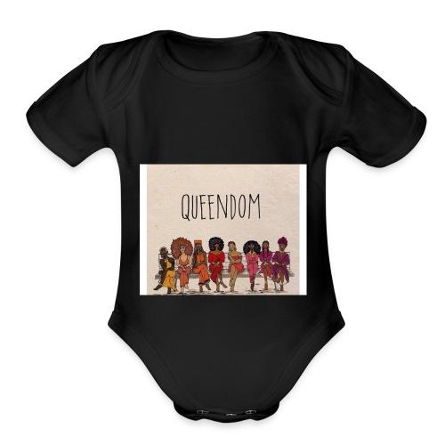 IMG 4100 - Organic Short Sleeve Baby Bodysuit