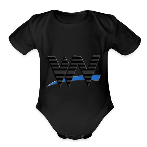 Wrestling News Merch - Organic Short Sleeve Baby Bodysuit