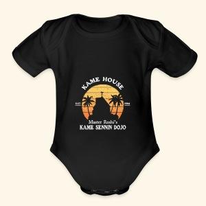 Dragon Ball Est 1984 Shirt Limited - Short Sleeve Baby Bodysuit