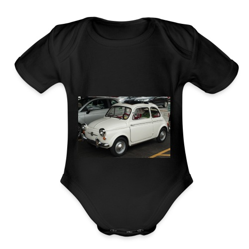 Beauty Buggy - Organic Short Sleeve Baby Bodysuit