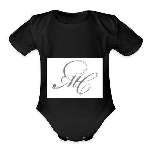 Merchandise - Organic Short Sleeve Baby Bodysuit