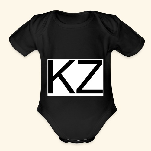 cool sweater - Organic Short Sleeve Baby Bodysuit