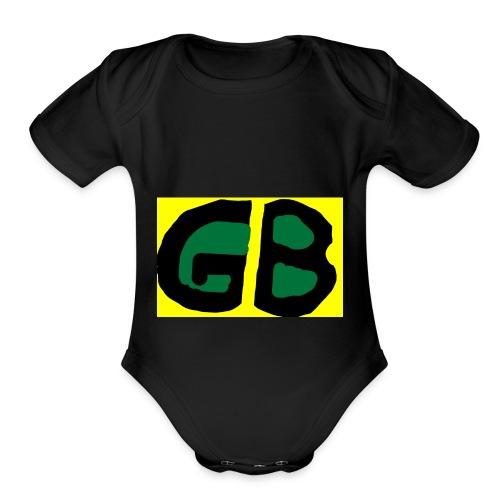 482FB6E2 FBF7 438A 99A6 E3D90C5C9667 - Organic Short Sleeve Baby Bodysuit