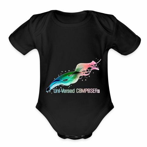 Uni-Versed COMPOSERs - Organic Short Sleeve Baby Bodysuit