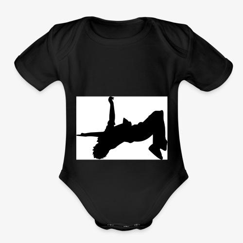 Backflip - Organic Short Sleeve Baby Bodysuit