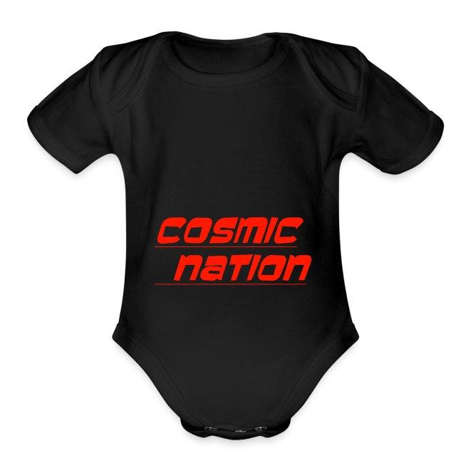 Cosmic Nation Logo