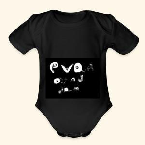 by william - Short Sleeve Baby Bodysuit