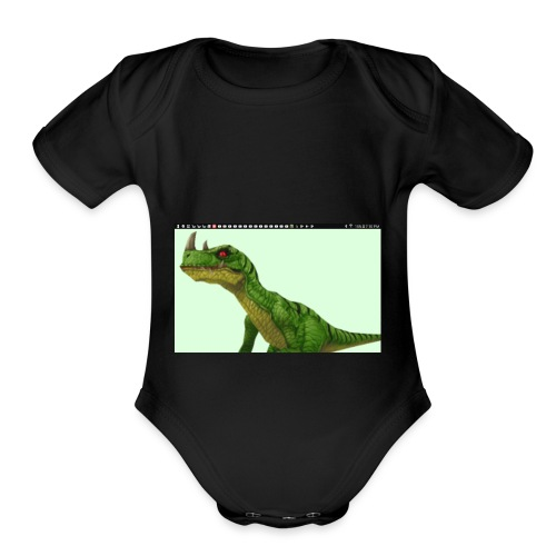 Volo - Organic Short Sleeve Baby Bodysuit