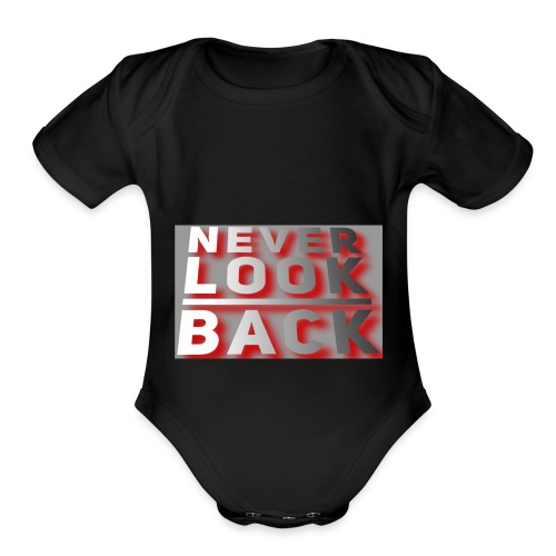24625E76 FBF2 4D44 A6EB A4700CF3D80B - Organic Short Sleeve Baby Bodysuit