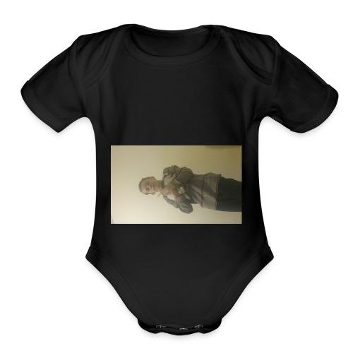 15170840873731881251262of ggggg - Organic Short Sleeve Baby Bodysuit