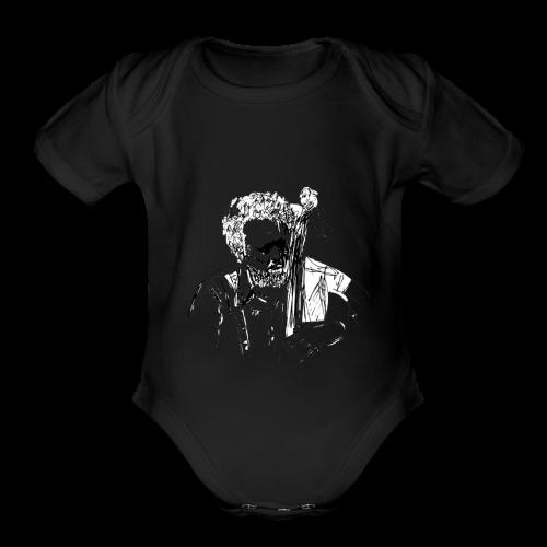 Mingus - Organic Short Sleeve Baby Bodysuit
