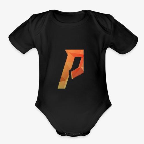EVOL Python - Organic Short Sleeve Baby Bodysuit