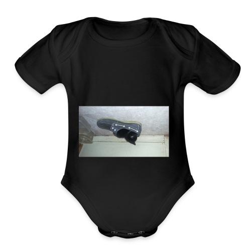 20160506 194523 - Organic Short Sleeve Baby Bodysuit