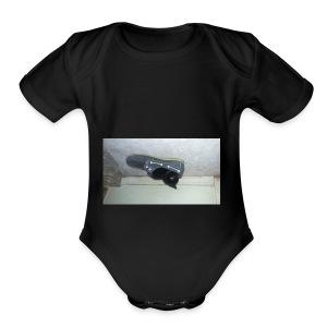 20160506 194523 - Short Sleeve Baby Bodysuit