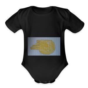 1515877862369 2146013399 - Short Sleeve Baby Bodysuit