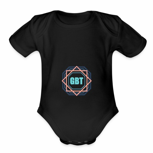 GBT - Organic Short Sleeve Baby Bodysuit