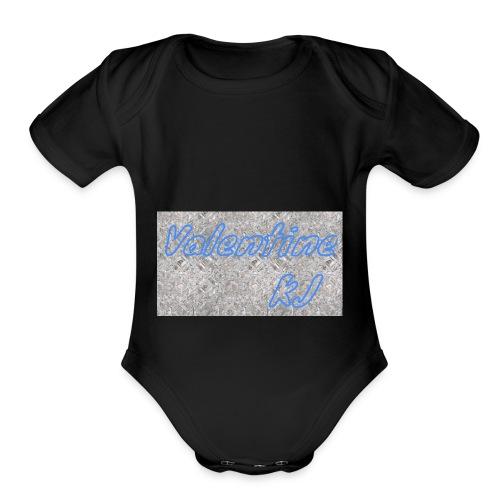 Thumbnail 1518396863300 - Organic Short Sleeve Baby Bodysuit