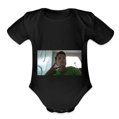 1520513792537 2029018048 - Organic Short Sleeve Baby Bodysuit