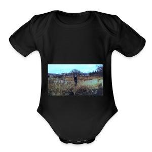 Alyx Heater - Short Sleeve Baby Bodysuit