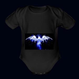DemonEagle - Short Sleeve Baby Bodysuit