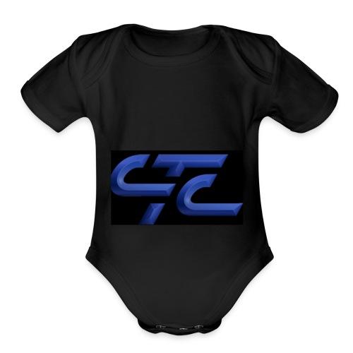 4CA47E3D 2855 4CA9 A4B9 569FE87CE8AF - Organic Short Sleeve Baby Bodysuit