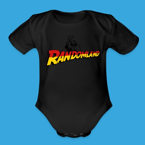Randomland™ Adventurer II - Organic Short Sleeve Baby Bodysuit