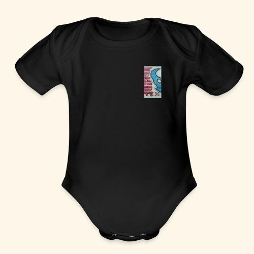 TEX - Organic Short Sleeve Baby Bodysuit
