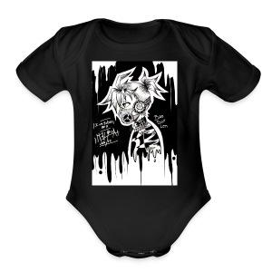Erick - Short Sleeve Baby Bodysuit