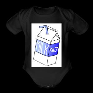 Boîte de lait - Cache-couche à manches courtes