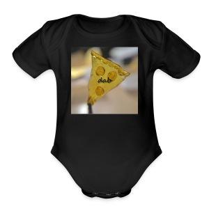 dab - Short Sleeve Baby Bodysuit