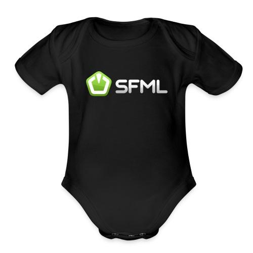 SFML - Organic Short Sleeve Baby Bodysuit