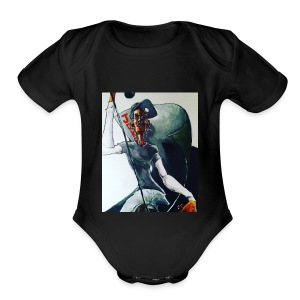 IMG 5660 - Short Sleeve Baby Bodysuit