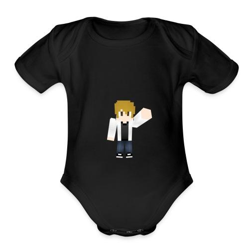 Mini Seguy - Organic Short Sleeve Baby Bodysuit