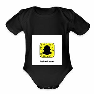 AshysApparel - Short Sleeve Baby Bodysuit