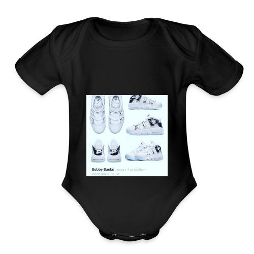 04EB9DA8 A61B 460B 8B95 9883E23C654F - Organic Short Sleeve Baby Bodysuit