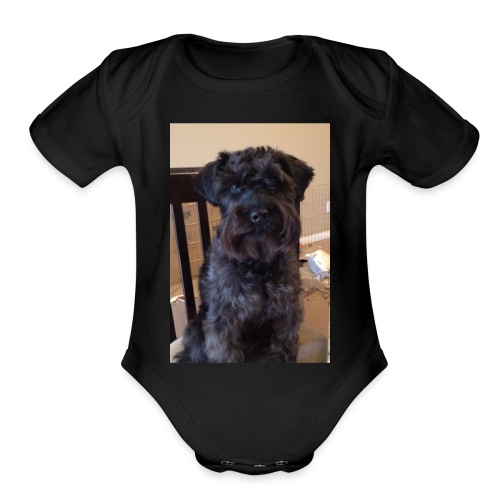 ArthurSquadMerch - Organic Short Sleeve Baby Bodysuit