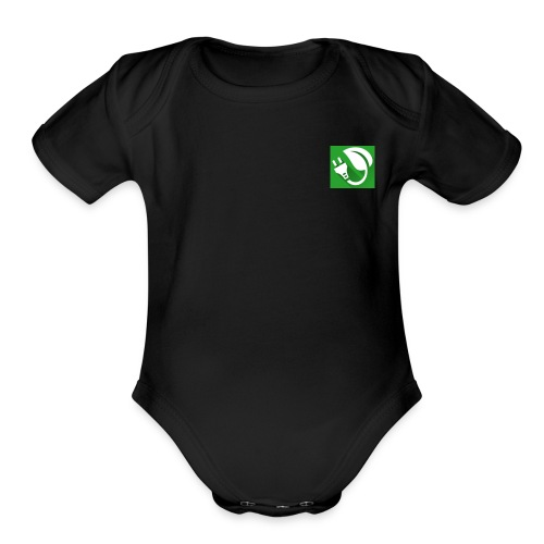 Private farm supply - Organic Short Sleeve Baby Bodysuit