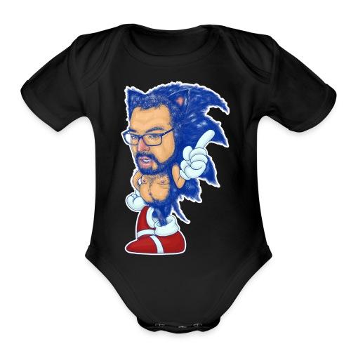 Jorhog - Organic Short Sleeve Baby Bodysuit