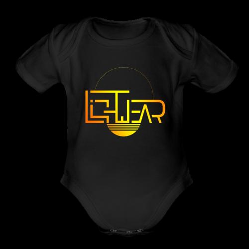 Official Lightwear Gear - Organic Short Sleeve Baby Bodysuit