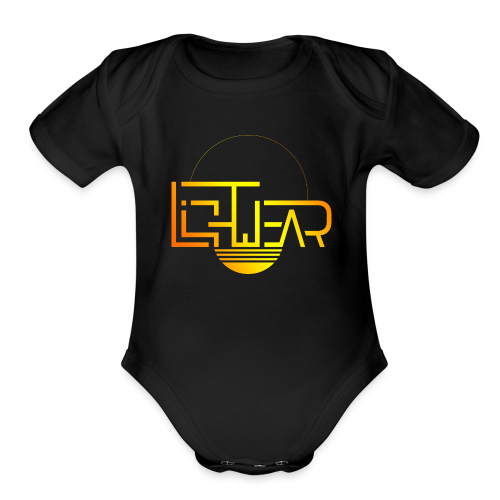 Official Lightwear Gear - Organic Short Sleeve Baby Bodysuit