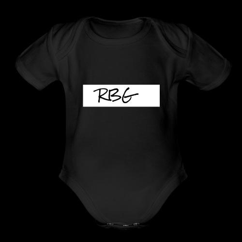 RBG - Organic Short Sleeve Baby Bodysuit