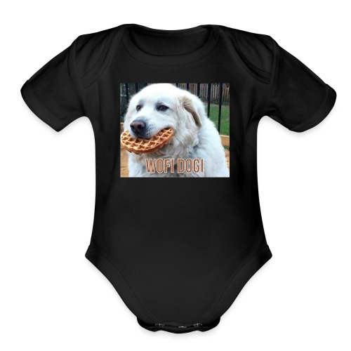 woflidogi - Organic Short Sleeve Baby Bodysuit