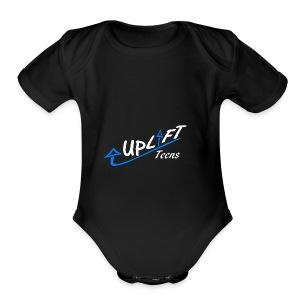 Uplift Teens - Short Sleeve Baby Bodysuit