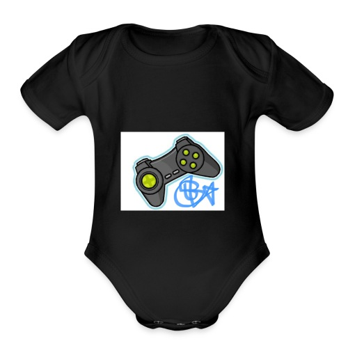 Signed merch - Organic Short Sleeve Baby Bodysuit