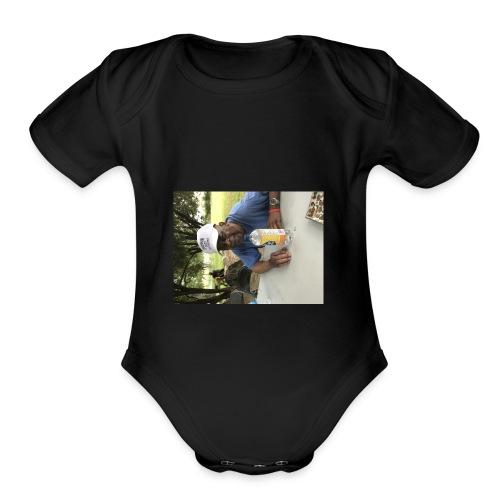 IMG 1219 - Organic Short Sleeve Baby Bodysuit