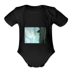 Six Flags - Short Sleeve Baby Bodysuit