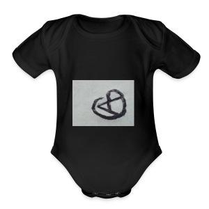 Axton Gamblin - Short Sleeve Baby Bodysuit