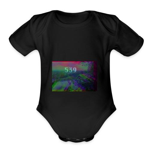 Shifted Perception - Organic Short Sleeve Baby Bodysuit