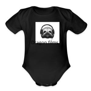 gamer soth - Short Sleeve Baby Bodysuit